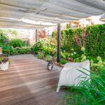 Ogród na parterze