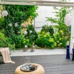 ogród zaprojektowany