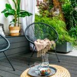 salon ogrody, egzotyka w ogrodzie