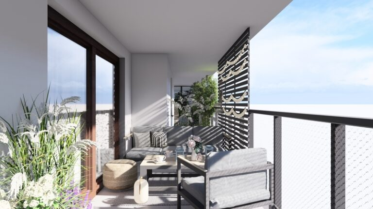 Mebla na balkon